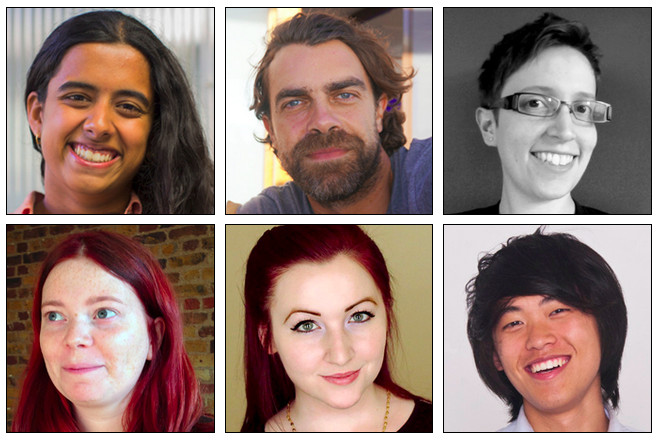 2015 Knight-Mozilla Fellows